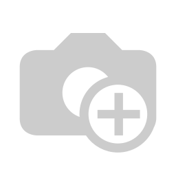 Stainless Steel 316L Pen, Silver And Blue